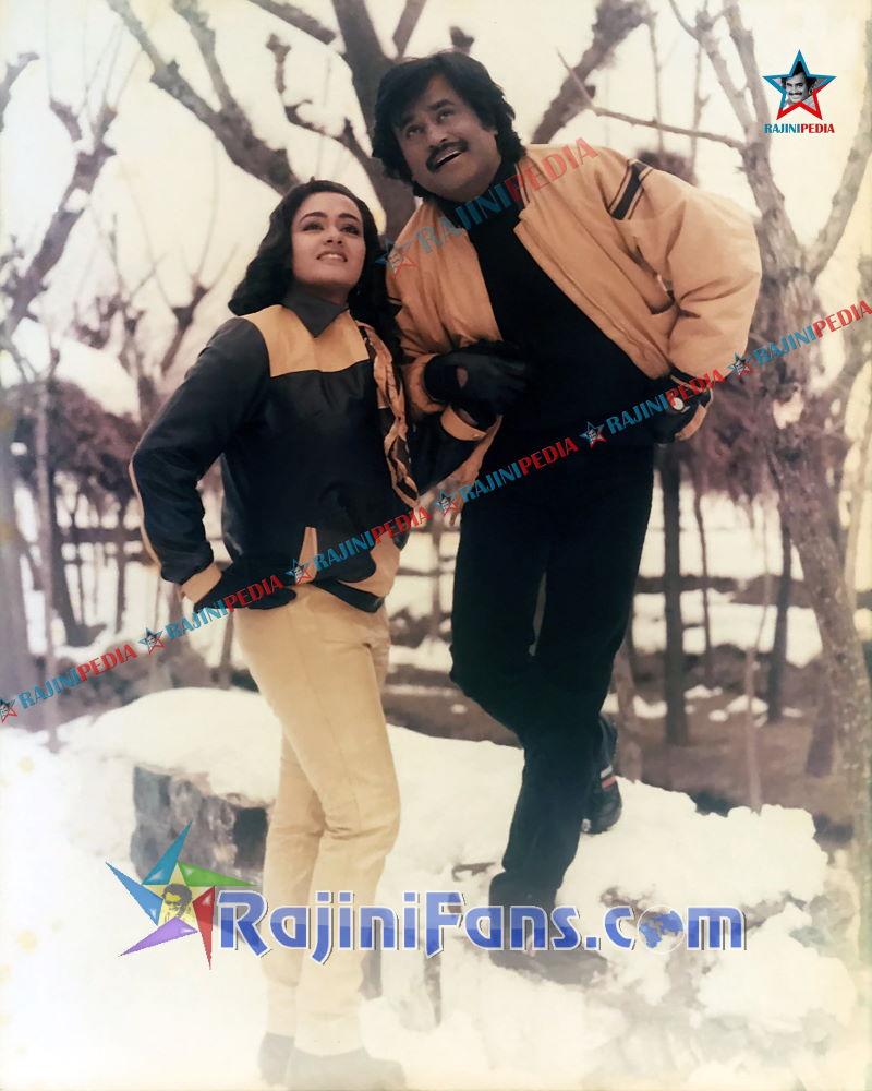 Velaikaran (1987) - Rajinikanth Photo Gallery - Rajinifans com